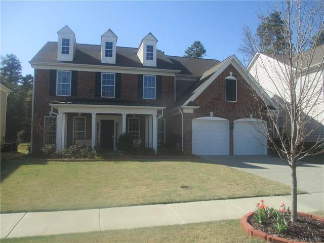 1267 Middlecrest Drive, Concord, NC 28027 (#3635543) :: MartinGroup Properties
