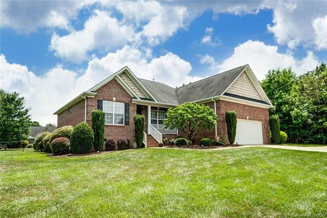 1312 Broomsage Lane, Lincolnton, NC 28092 (MLS #3635569) :: RE/MAX Journey