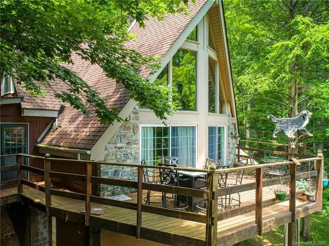 264 Dogwood Trail, Waynesville, NC 28786 (#3635589) :: BluAxis Realty