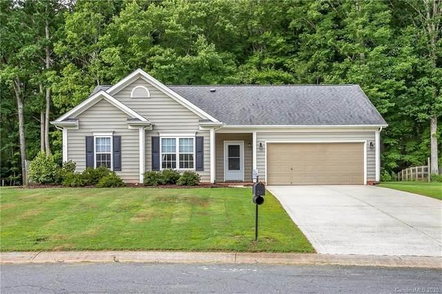4620 Waterbell Lane #59, Waxhaw, NC 28173 (#3635599) :: LePage Johnson Realty Group, LLC
