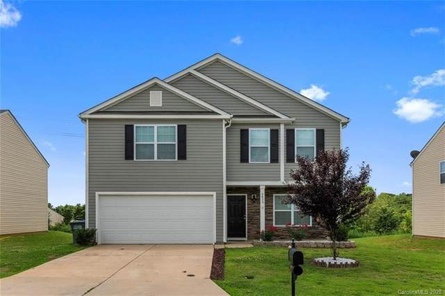 3833 Hope Marian Street #96, Gastonia, NC 28052 (#3635606) :: Cloninger Properties