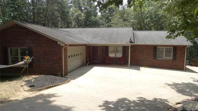 461 Davenport Road, Rutherfordton, NC 28139 (#3635611) :: LePage Johnson Realty Group, LLC