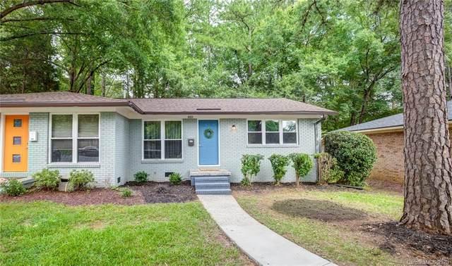 1821 Herrin Avenue, Charlotte, NC 28205 (#3635640) :: Robert Greene Real Estate, Inc.