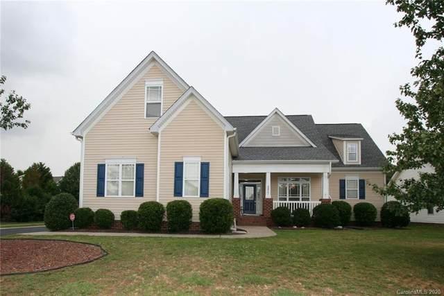 8807 Castle Cliff Drive, Matthews, NC 28105 (#3635663) :: LePage Johnson Realty Group, LLC