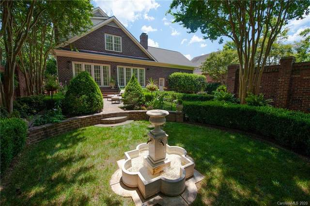 1116 S Kings Drive, Charlotte, NC 28207 (#3635746) :: Stephen Cooley Real Estate Group