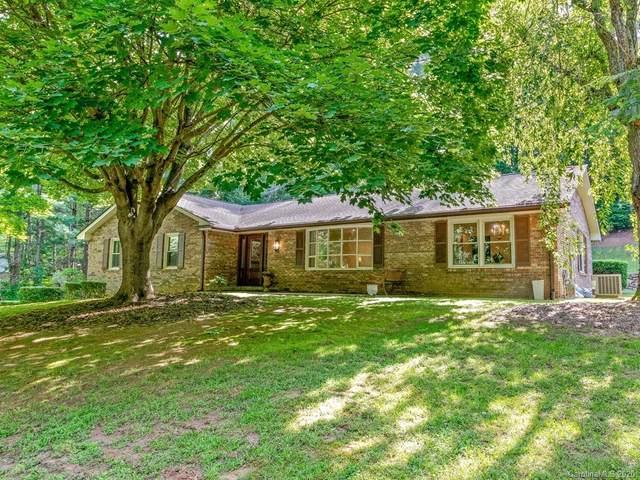 6 Brushwood Road, Asheville, NC 28804 (#3635757) :: Robert Greene Real Estate, Inc.