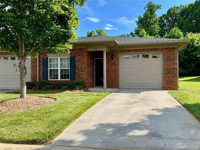 103 Chickadee Drive, Lexington, NC 27292 (#3635767) :: Stephen Cooley Real Estate Group