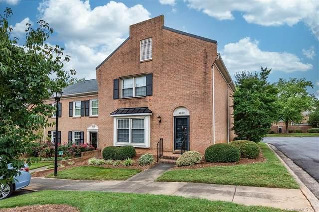 6800 Dumbarton Drive, Charlotte, NC 28210 (#3635773) :: Robert Greene Real Estate, Inc.