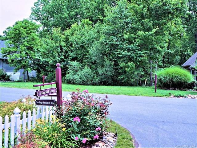 LOT 2410 Carriage Summit Way, Hendersonville, NC 28791 (#3635775) :: Carlyle Properties