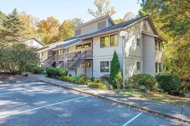 2 Cedarwood Drive Unit D, Asheville, NC 28803 (#3635839) :: BluAxis Realty