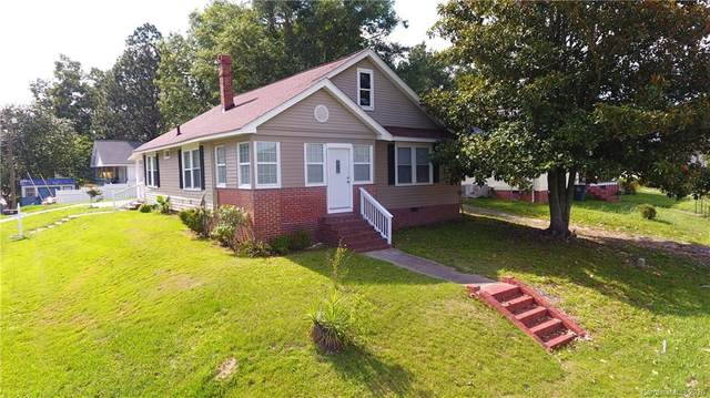 105 Franklin Street, Wadesboro, NC 28170 (#3635924) :: LePage Johnson Realty Group, LLC