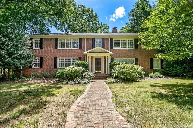 1701 Dilworth Road W #1, Charlotte, NC 28203 (#3635954) :: MartinGroup Properties
