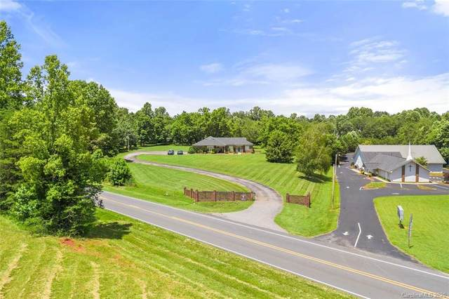 2294 Wilkesboro Highway, Statesville, NC 28625 (#3635970) :: LePage Johnson Realty Group, LLC