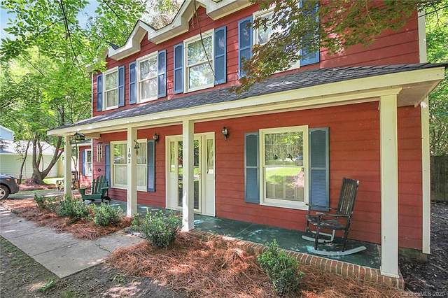 102 Schuyler Drive, Huntersville, NC 28078 (#3635993) :: LePage Johnson Realty Group, LLC