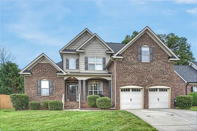 1005 Brookhollow Court, Indian Trail, NC 28079 (#3636000) :: Rinehart Realty