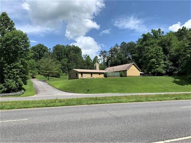 749 Highway 107 Highway, Sylva, NC 28779 (#3636001) :: LePage Johnson Realty Group, LLC