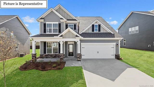 3050 Burnello Court, Iron Station, NC 28080 (#3636003) :: TeamHeidi®