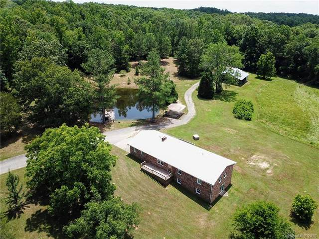3591 Hughes Road, Clover, SC 29710 (#3636017) :: Zanthia Hastings Team