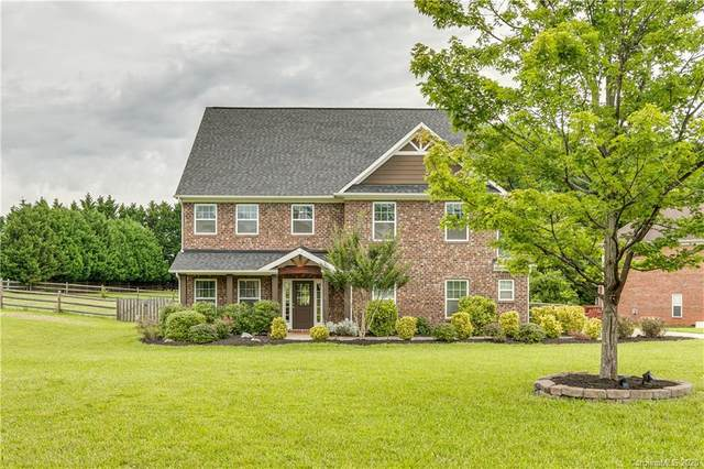 13725 Thompson Place Drive, Mint Hill, NC 28227 (#3636048) :: Stephen Cooley Real Estate Group