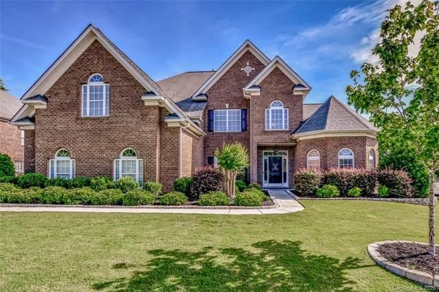 8723 Savannah Road, Harrisburg, NC 28075 (#3636057) :: LePage Johnson Realty Group, LLC
