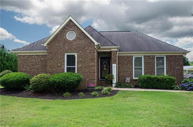 2511 Hopewood Lane #98, Monroe, NC 28110 (#3636138) :: Rinehart Realty