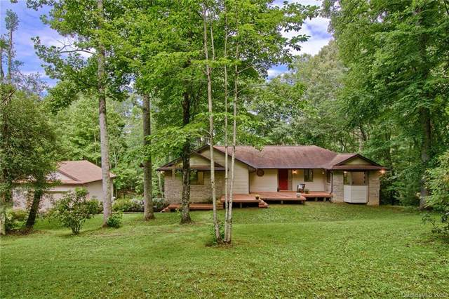 119 Willow Peak Road, Hendersonville, NC 28739 (#3636160) :: Robert Greene Real Estate, Inc.