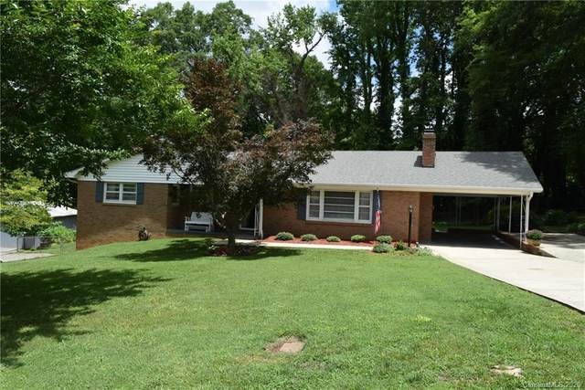 535 Mark Avenue, Gastonia, NC 28054 (#3636178) :: Robert Greene Real Estate, Inc.