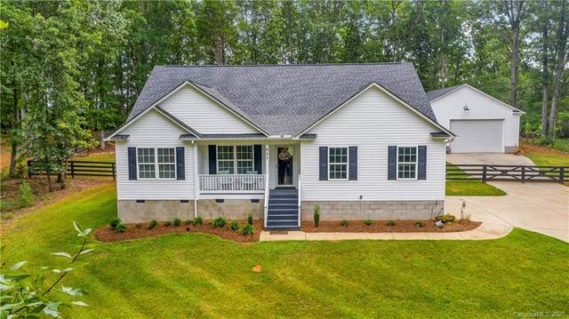 607 Kelly Road, York, SC 29745 (#3636192) :: Zanthia Hastings Team