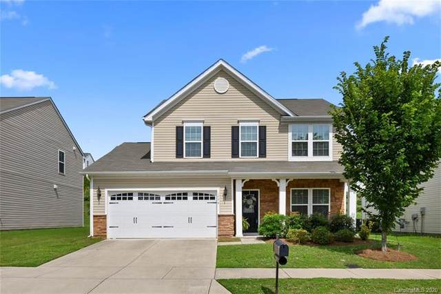 1296 Farm Branch Drive, Concord, NC 28027 (#3636215) :: Miller Realty Group