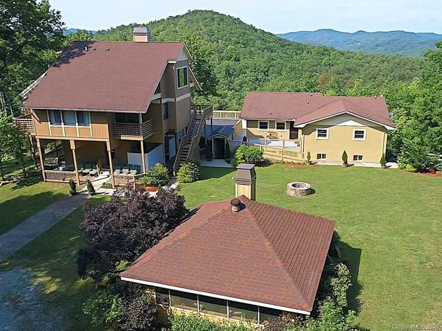 925 Pine Shore Drive 81 Acres, Brevard, NC 28712 (#3636238) :: LePage Johnson Realty Group, LLC