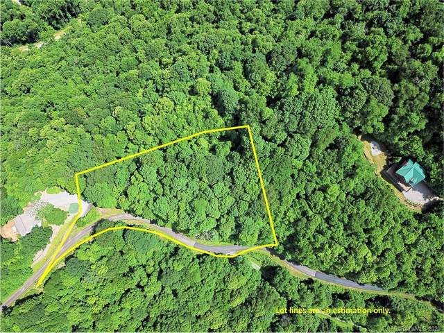 00 Trickle Creek Road #17, Waynesville, NC 28785 (#3636239) :: Caulder Realty and Land Co.
