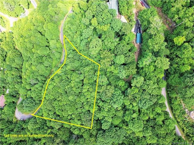 00 Trickle Creek Road #34, Waynesville, NC 28785 (#3636309) :: Caulder Realty and Land Co.