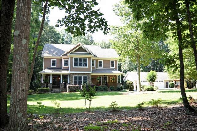 4455 W Bandys Cross Road, Claremont, NC 28610 (#3636312) :: IDEAL Realty
