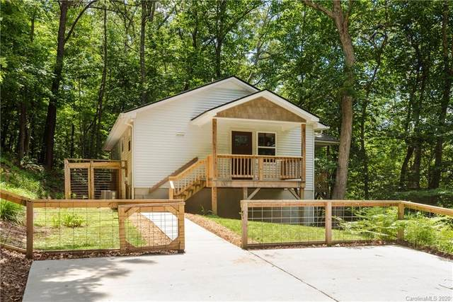 116 Westview Avenue, Black Mountain, NC 28711 (#3636316) :: Miller Realty Group
