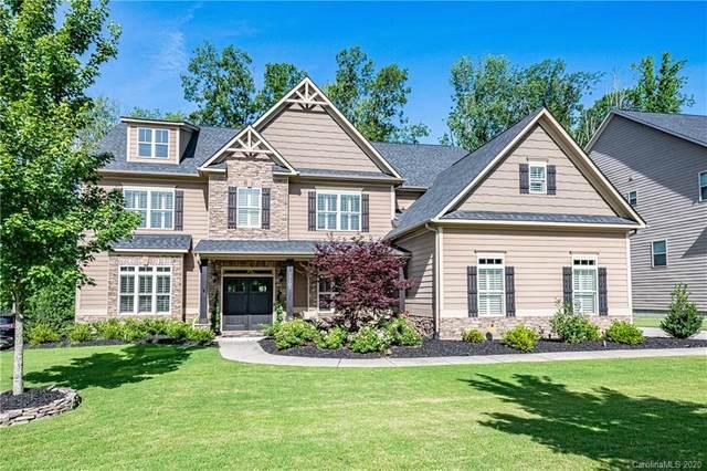13403 Crystal Springs Drive, Huntersville, NC 28078 (#3636324) :: MartinGroup Properties