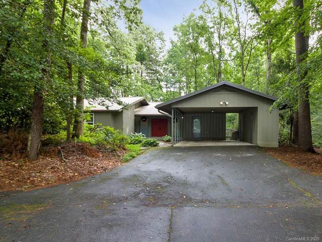 14 Holly Ridge Road, Pisgah Forest, NC 28768 (#3636354) :: Keller Williams Professionals