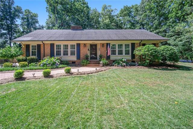 3541 Cotillion Avenue, Charlotte, NC 28210 (#3636400) :: Miller Realty Group