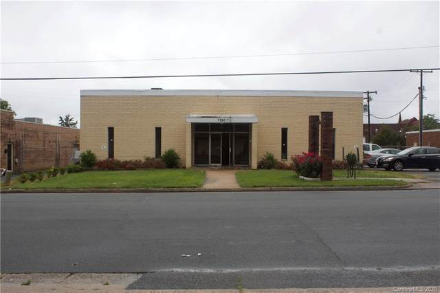 1130 Commercial Avenue, Charlotte, NC 28205 (#3636408) :: Rinehart Realty