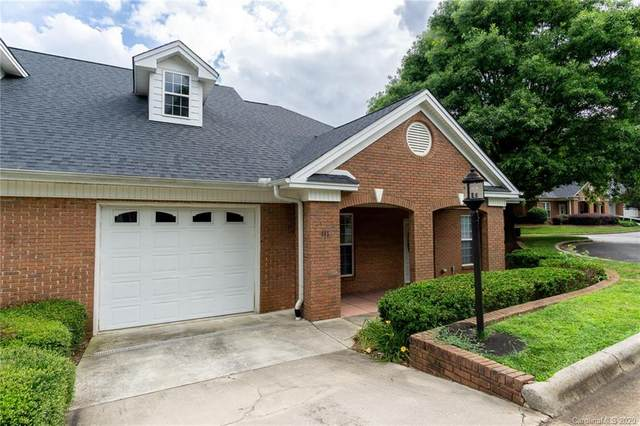 111 Knops Nob Road, Mooresville, NC 28115 (#3636416) :: Robert Greene Real Estate, Inc.