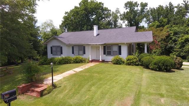608 Magnolia Street, Wadesboro, NC 28170 (#3636434) :: Stephen Cooley Real Estate Group