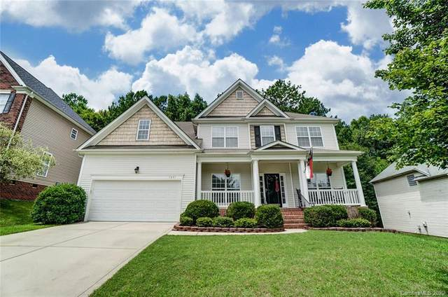 7847 Horseshoe Creek Drive, Huntersville, NC 28078 (#3636435) :: Puma & Associates Realty Inc.