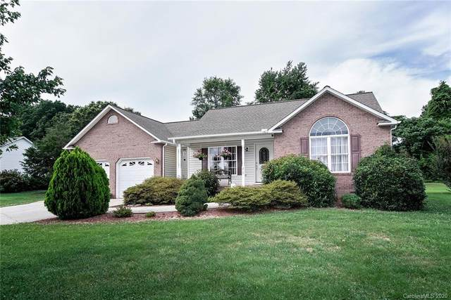215 Stone Mill Circle, Salisbury, NC 28146 (#3636457) :: High Performance Real Estate Advisors