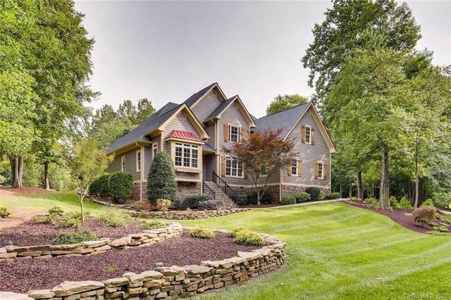 107 Sunset Bay Drive, Troutman, NC 28166 (#3636462) :: Carlyle Properties