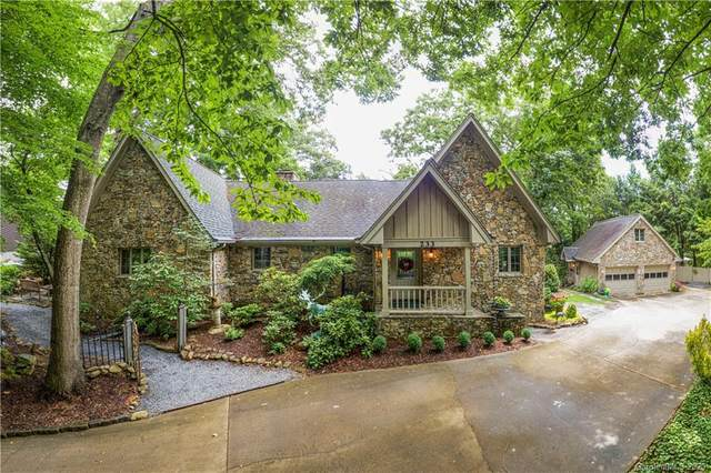 233 Mountain View Drive, Waynesville, NC 28786 (#3636470) :: Ann Rudd Group