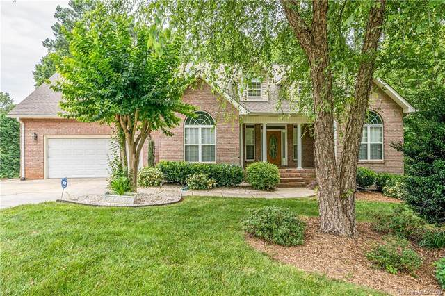 267 Harbor Landing Drive #74, Mooresville, NC 28117 (#3636486) :: Carlyle Properties