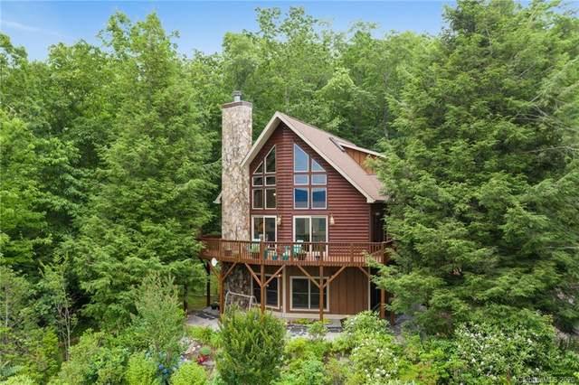 50 Bald Ridge Road #5, Hendersonville, NC 28792 (#3636490) :: Stephen Cooley Real Estate Group