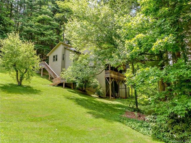 64 Big Spruce Drive, Waynesville, NC 28786 (#3636492) :: High Performance Real Estate Advisors