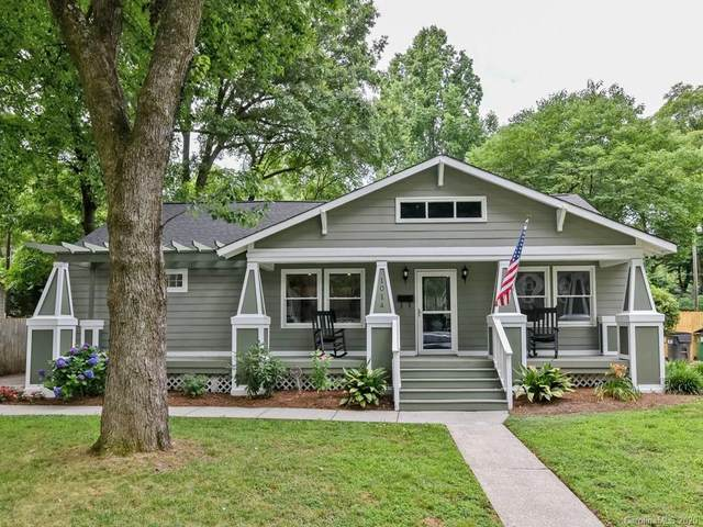 1014 Leigh Avenue, Charlotte, NC 28205 (#3636498) :: Stephen Cooley Real Estate Group