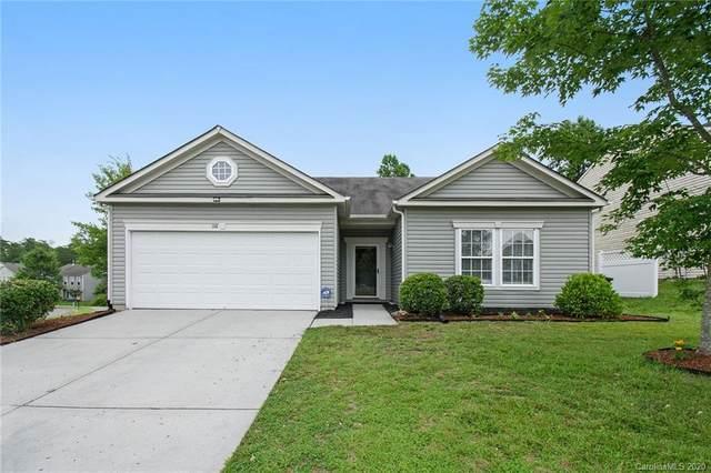 116 Edzell Drive, Salisbury, NC 28146 (#3636500) :: Stephen Cooley Real Estate Group