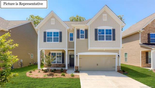 3054 Burnello Court, Iron Station, NC 28080 (#3636527) :: TeamHeidi®